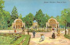6583) PALERMO, VILLA GIULIA, PIAZZA DEL CENTRO. ILLUSTRATORE PAOLETTI.