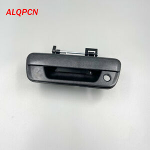 tailgate back door handle black with camera hole for chevy colorado Canyon 04-11
