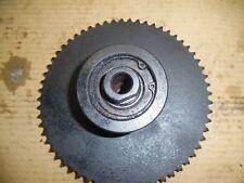 GRAVELY  L8   WALK BEHIND TRACTOR STARTER SPROCKET / CLUTCH   GAS ENGINE PART