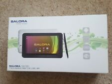 "SALORA 7"" ANDROID TABLET NEW IN BOX UNUSED"