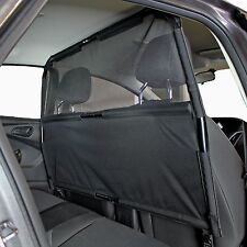 """Paws 'N' Claws 50"""" Pet Barrier For Mid-Sized Car Sedans Dog Blocker Mesh Fence"""