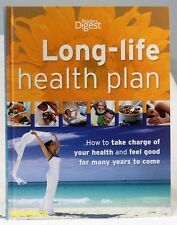#BK,  LONG LIFE HEALTH PLAN H/cover Postage Fast & FREE Ask Agnes