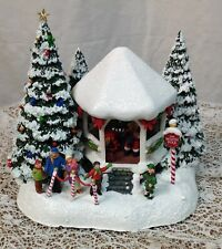 Thomas Kinkade Christmas Gazebo Collectible