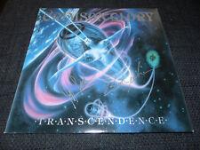 """CRIMSON GLORY signed Autogramme auf """"TRANSCENDENCE"""" Vinyl Platte LP InPerson RAR"""