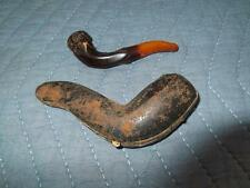 STUARD TRENNER VINTAGE TOBACCO PIPE WITH CASE RARE!!