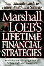 "NEW*NEVER OPENED OR READ ""Marshall Loeb's Lifetime Financial Strategies"" HC w/DJ"