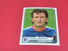 316 R.WATERREUS GLASGOW RANGERS  UEFA PANINI FOOTBALL CHAMPIONS LEAGUE 2005/2006