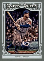 2013 Topps Gypsy Queen Baseball #83 Lou Gehrig New York Yankees
