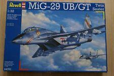 REVELL 1/32 Mig-29 UB/GT TWIN Sedile Kit Modellino in scala grande 04751