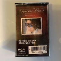 Ronnie Milsap Greatest Hits (Cassette)