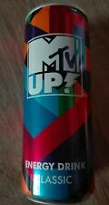 1 Volle Energy drink Dose MTV Up Musik Charts Can 250ml Full Viva Sender