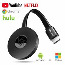 HDMI Dongle TV Stick 1080P Wifi Miracast Adapter Youtube Google Chromecast