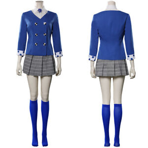 Heathers The Musical-Veronica Sawyer Cosplay Costume Uniform Halloween Costumes