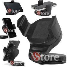Supporto Staffa a Ventosa Girevole Antiscivolo Porta Cellulare GPS da Auto