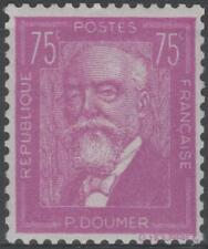 "FRANCE STAMP TIMBRE N° 292 "" PAUL DOUMER 75c LILAS 1933  "" NEUF xx TTB  K256"
