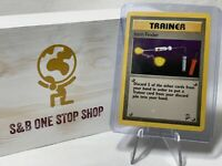 Item Finder 103/130 Rare Trainer - Base Set 2 - Pokemon TCG 2000 Wizards (WOTC)
