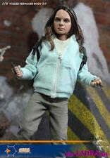 PREORDER 1/6 Scale Logan X-23 Laura Figure Wolverine XMen Asmus Toys Hot Era USA