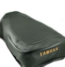 1973 1974 YAMAHA TX750 SEAT COVER WITH STRAP.