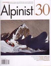 Mountaineering: Climbing, Alpinist Magazine #30