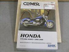 Clymer Honda Vtx1800 Series Maintenance Repair Manual 2002-2008 H230