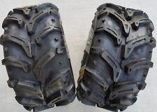 2 - 26X12-12 SWAMP WITCH ATV TIRES 1 PAIR DS7934 26x12.00-12 26/12-12 26/12.0-12