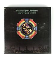 A NEW WORLD RECORD-ELECTRIC LIGHT ORCHESTRA   Reel To Reel Tape (3 1/3 IPS)