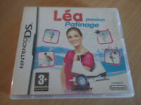 jeu nintendo ds lea passion patinage
