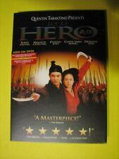 Quentin Tarantino Presents Jet Li Hero With Slipcover