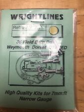 Wrightlines W977 Narrow Gauge Couplers