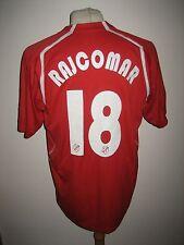 FC Utrecht MATCH WORN Holland football shirt soccer jersey voetbal size XL