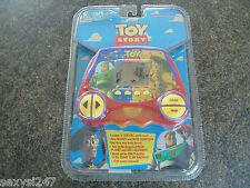 TOY STORY DISNEY TIGER HANDHELD TABLETOP LCD GAME 1997 NEW OLD STOCK SEALED