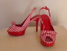 Stilettos Narrow Width (AA, N) Synthetic Shoes for Women
