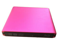 RED USB 3.0 External Blu-ray Drive Player DVD RW for Laptop PC and macbook NEW
