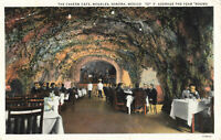 Postcard The Cavern Cafe Nogales Sonora Mexico Posted 1936