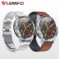 LEMFO DT98 smart watch surveiller la pression artérielle sleep Podomètre Étanche