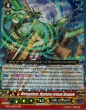 Cardfight!! Vanguard G-BT11 Metapulsar, Mystery-freeze Dragon GR