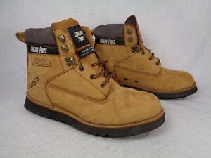 Cougar Paws HSF-3035 Oil Tanned Leather Waterproof Roofing Work Boots Mens US 11