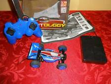 Stunt Buggy Mini High Speed R/C Car My Web RC Remote Controlled Vehicle Blue