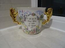 Paragon Loving Cup 1984 Birth Of Prince Henry (Harry) - Gilded Lion Handles