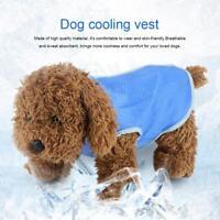 Summer Dog Cooling Vest Dog Cooling Harness For Dogs Breathable Pet Mesh Vest