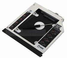 2nd SSD HDD Hard Drive Enclosure Caddy for HP EliteBook 6930p 8440w 8540p 8730w