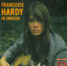 Francoise Hardy ‎- In English LP - Blue Colored Vinyl Album - SEALED Record
