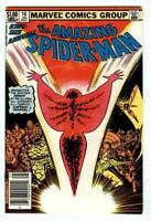 Amazing Spider-Man Annual #16 1982  1st App. Monica Rambeau Newsstand copy vf/nm