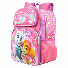 "Nickelodeon Girls' Paw Patrol Pup Power 16"" Backpack"
