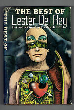 The Best of LESTER DEL REY hcdj intro by Frederik Pohl