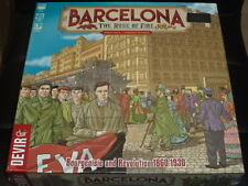 Barcelona - The Rose of Fire - Devir Games Board Game New!