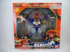 Bandai Sentai Hurricanger Senpuujin Harrier Power Rangers Ninja Force Megazord