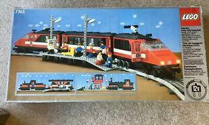 Lego electric train 7745