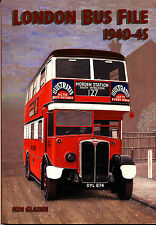 LONDON BUS FILE 1940-45 Transport Country Buses Coaches LT ST STL RT G D LT T Q