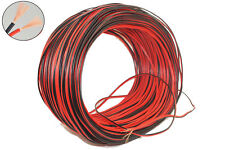 10Ft Flexible Cable GAUGE SUBWOOFER SPEAKER TWISTED CABLE WIRE 22AWG CAR AUDIO